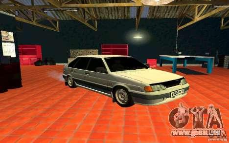 Ваз 2114-Russisch für GTA San Andreas