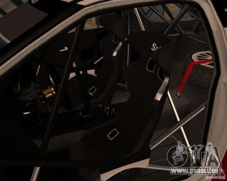 Citroen DS3 WRC für GTA San Andreas rechten Ansicht