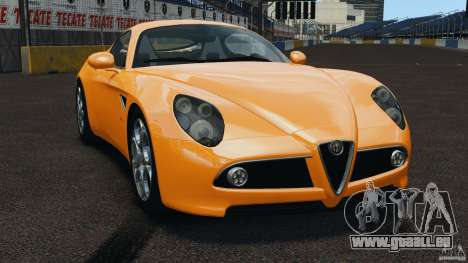 Alfa Romeo 8C Competizione für GTA 4