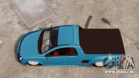Chevrolet Montana FIXA für GTA 4 rechte Ansicht