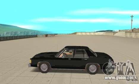 Ford LTD Crown Victoria 1985 MIB pour GTA San Andreas laissé vue