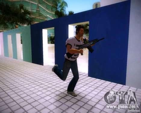 Saiga 12 k für GTA Vice City zweiten Screenshot