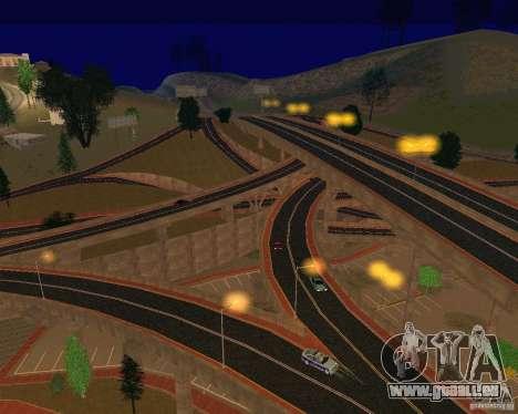 Neue Texturen von Los Santos für GTA San Andreas