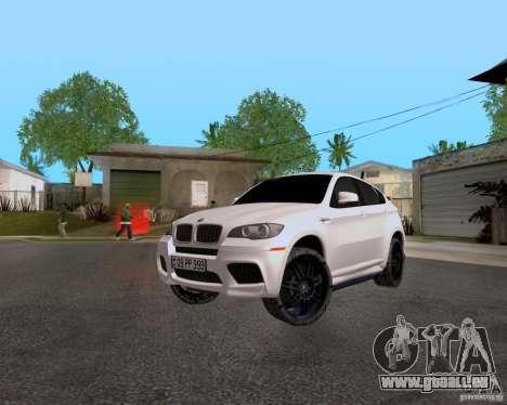 BMW X6 pour GTA San Andreas