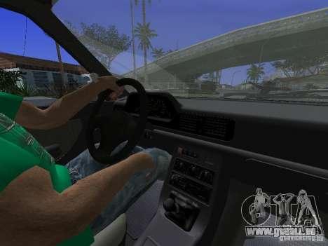 Daewoo FSO Polonez Kombi 1.6 2000 für GTA San Andreas Rückansicht