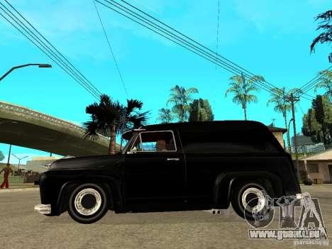 GTA IV TLAD für GTA San Andreas linke Ansicht