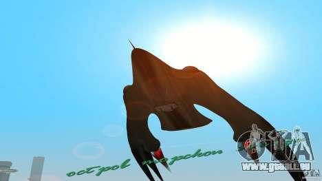 VX 574 Falcon pour GTA Vice City
