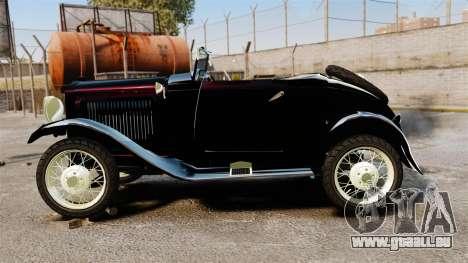 Ford Model T Sabre 1924 für GTA 4 linke Ansicht