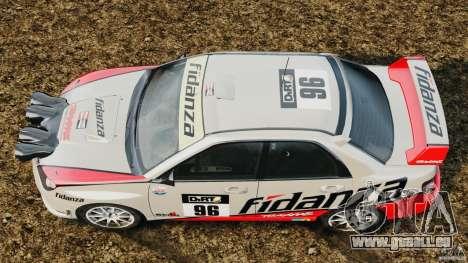 Subaru Impreza WRX STI N12 für GTA 4 rechte Ansicht