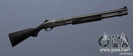 Remington 870 Marine für GTA San Andreas her Screenshot