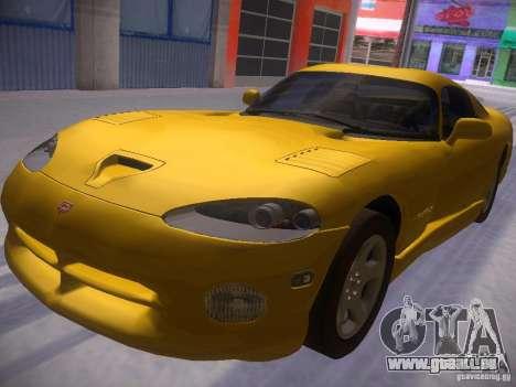 Dodge Viper 1996 für GTA San Andreas