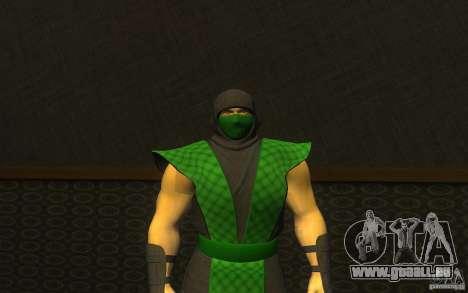 Retro Reptile mk pour GTA San Andreas
