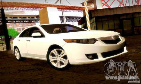 Acura TSX V6 pour GTA San Andreas