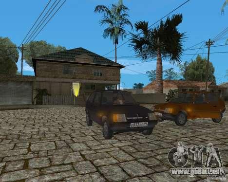 ZAZ 1102 Tavria für GTA San Andreas linke Ansicht