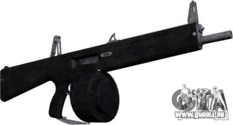 Die AA-12 Schrotflinte für GTA San Andreas