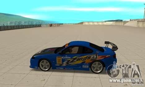 Nissan Silvia INGs +1 für GTA San Andreas linke Ansicht