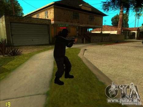 SkinHead (Football fan) für GTA San Andreas dritten Screenshot