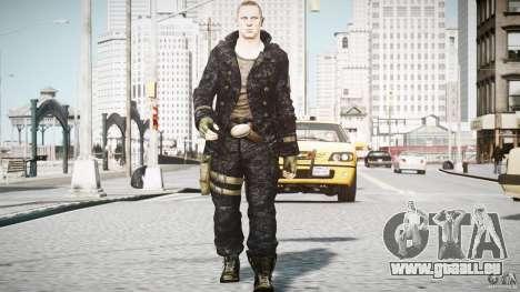Jake Mueller pour GTA 4 troisième écran