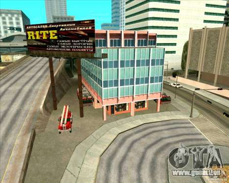 Priparkovanyj Transport V 3,0-Final für GTA San Andreas neunten Screenshot