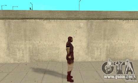 Ironman Mod für GTA San Andreas zweiten Screenshot