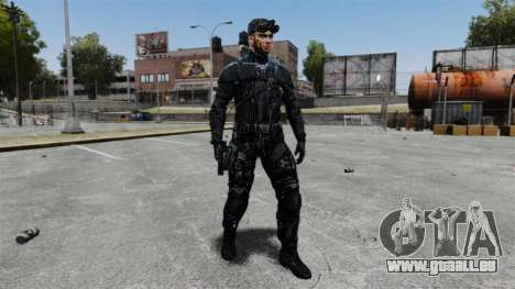 Sam Fisher v9 pour GTA 4