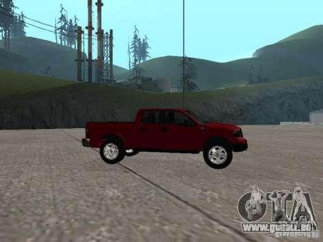 Ford F-150 2005 für GTA San Andreas linke Ansicht