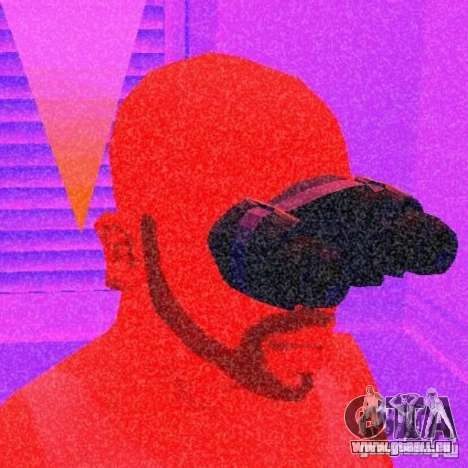 Goggles HD pour GTA San Andreas troisième écran