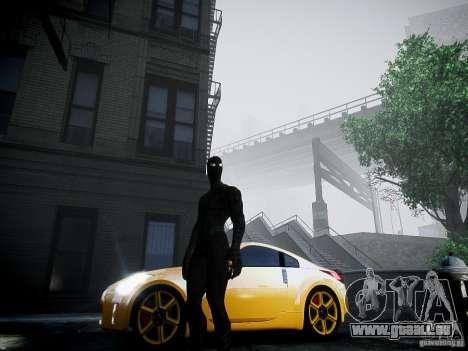 Spider Man Black Suit pour GTA 4