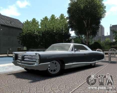 Pontiac Bonneville 1966 pour GTA 4