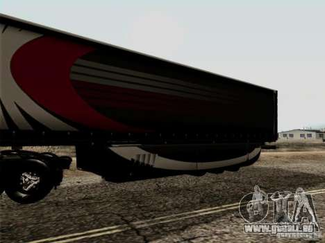 Aero Dynamic Trailer pour GTA San Andreas