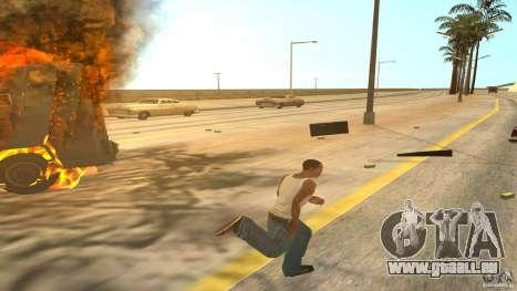 Bonus Sammler v1. 2 für GTA San Andreas her Screenshot