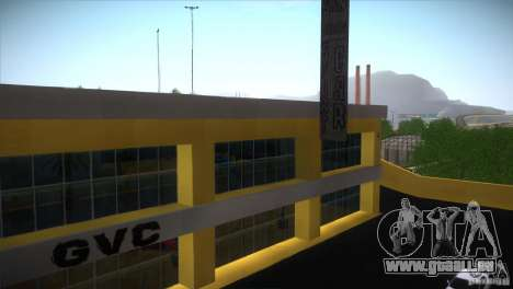 San Fierro Upgrade pour GTA San Andreas neuvième écran