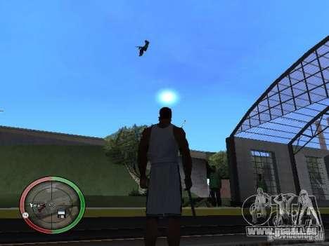 Les gens de la pluie pour GTA San Andreas quatrième écran