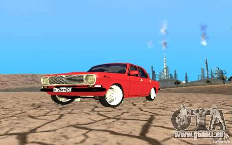 GAZ Volga 24 für GTA San Andreas