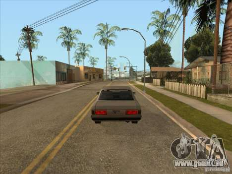 Abgestufte Bremsen Auto für GTA San Andreas