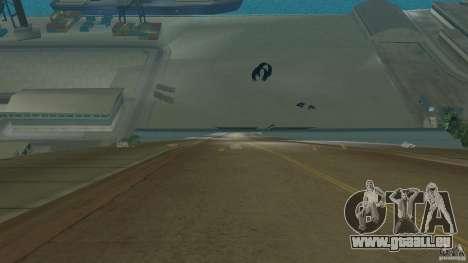 Stunt Dock V1.0 pour le quatrième écran GTA Vice City