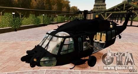MH-60K Black Hawk für GTA 4