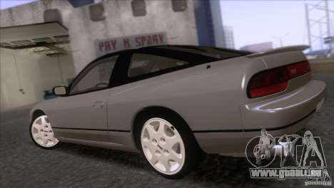 Nissan Sil80 für GTA San Andreas linke Ansicht