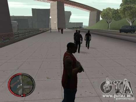 MASSKILL pour GTA San Andreas deuxième écran