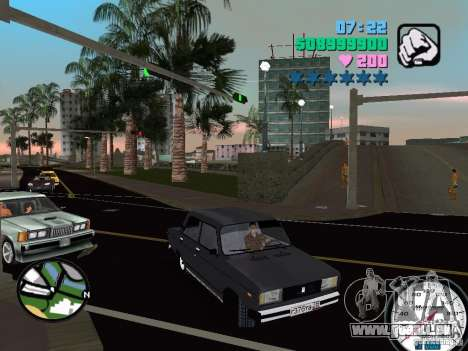 VAZ 2105 für GTA Vice City