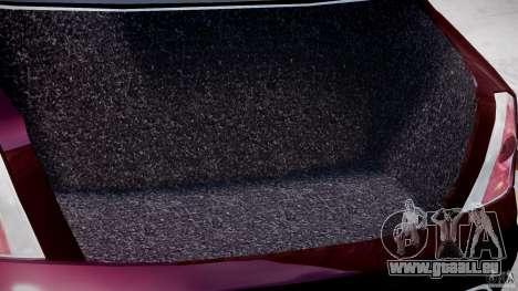 Maserati Quattroporte V für GTA 4 obere Ansicht