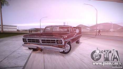 Ford F-100 1981 für GTA Vice City