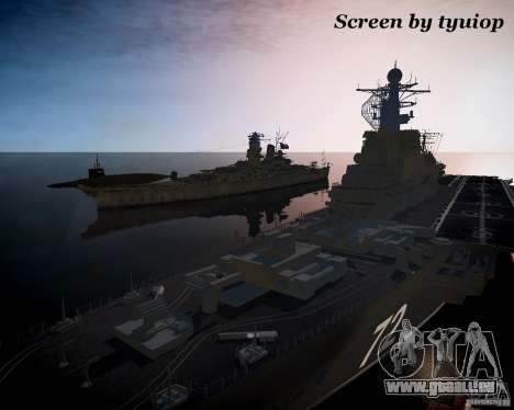 Marine pour GTA 4