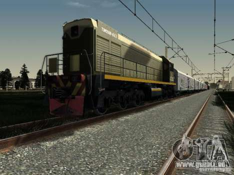Tem2um-463 für GTA San Andreas
