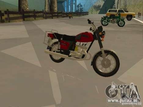 IZ Jupiter-5 pour GTA San Andreas