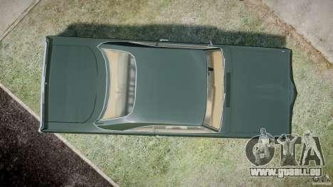 Dodge Dart 1975 [Final] pour GTA 4 est un droit