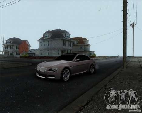BMW 6 Series M für GTA San Andreas