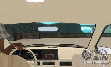 Oldsmobile Cutlass Ciera 1993 pour GTA San Andreas vue arrière
