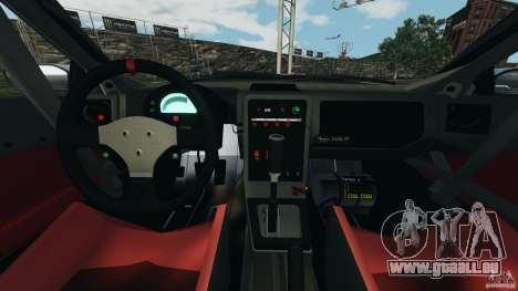 Mazda RX-7 Mad Mike für GTA 4 Rückansicht