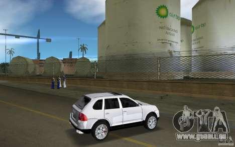 Porsche Cayenne für GTA Vice City rechten Ansicht